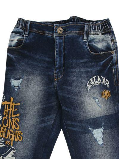 Boys Casual Denim Trouser - NKD4150211