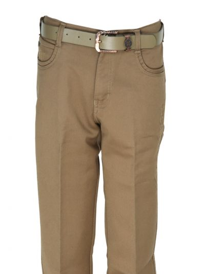 Boys Casual Cotton Trouser - NGB0082986