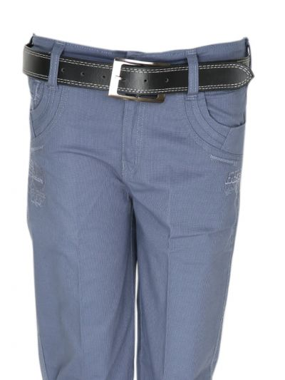 Boys Casual Cotton Trouser - NGB0549585