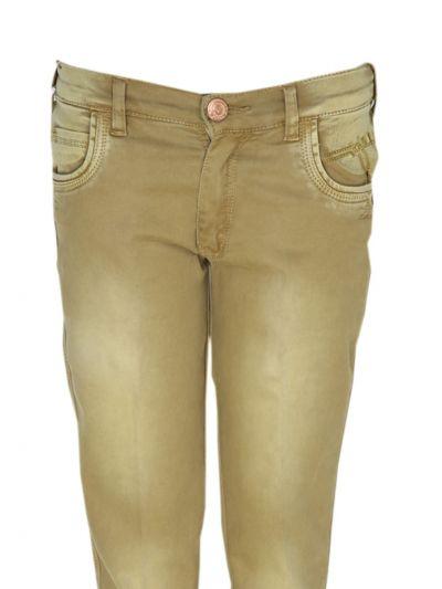 Boys Casual Cotton Trouser - NJA8955655