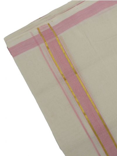 KKV Men's Cotton Dhoti - EKM - NEB2063325