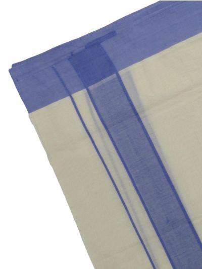KKV Men's Cotton Dhoti - EKM - NEB2063124