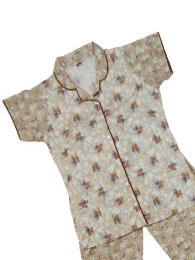 Women Cotton Nightwear/Night Suit - EKM