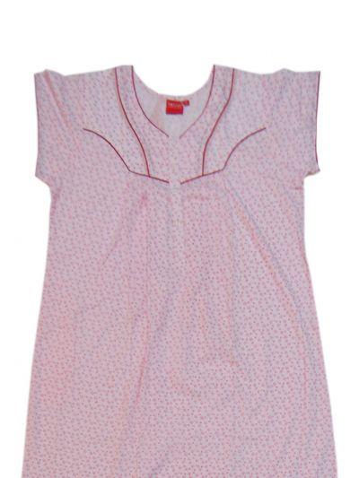 Women Cotton Nightwear - EKM - NLA4451731