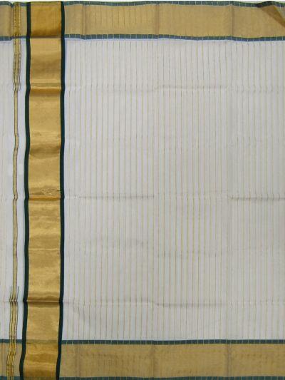 Women's Kerala Set Mundu Saree  - EKM - NJB0433643