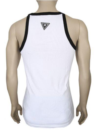 Zulus Festin Men's Cotton Gym Vest - MCC9616814