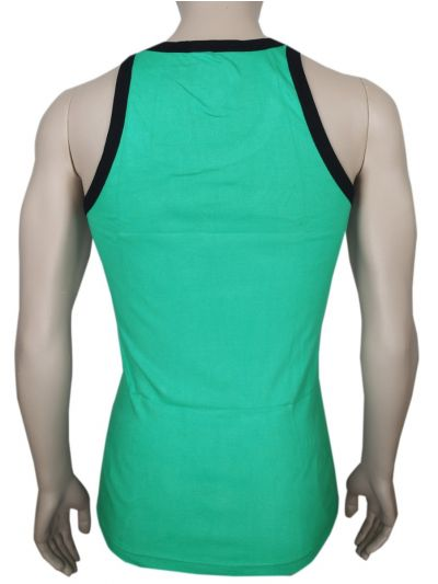 Zulus Festin Men's Cotton Gym Vest - LGC0951623