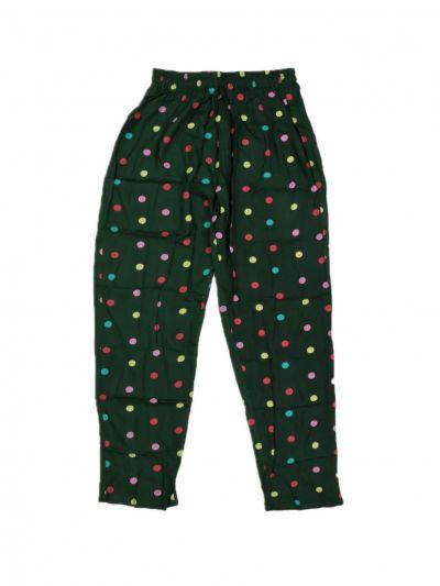Women's Cotton Printed Nightwear/Night Suit - OAB1372238