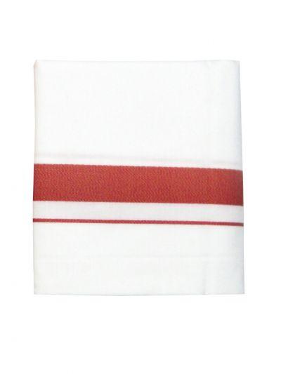 KKV Cotton Shirt and Fancy Border Dhoti Set - NJD1681673