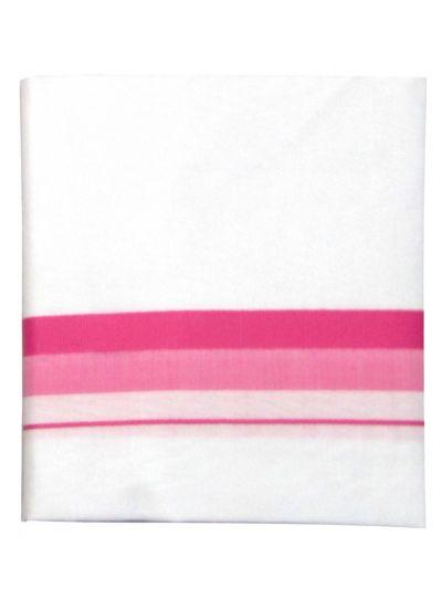 KKV Cotton Shirt and Fancy Border Dhoti Set - NLD6217137