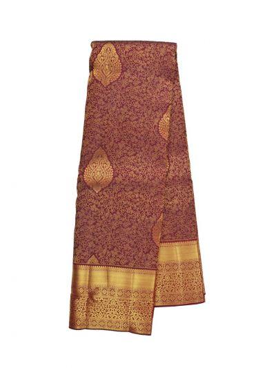 Vivaha Wedding Pure Kanchipuram Silk Saree - OFB8731949