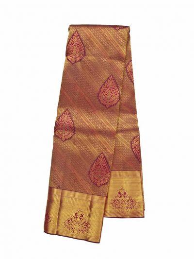 Vivaha Wedding Pure Kanchipuram Silk Saree - OFB8731913