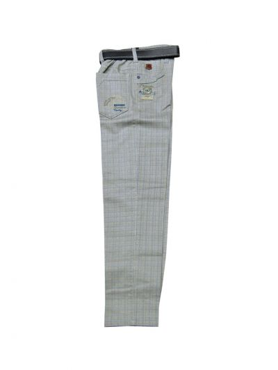 Boys Casual Cotton Trouser - NGB0549562
