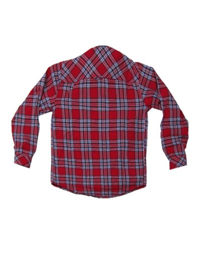 Boys Casual Cotton Shirt - OEC5730650