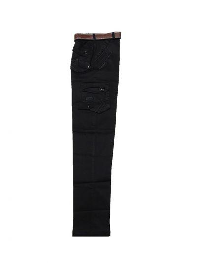 Boys Casual Cotton Trouser - OFA7349365