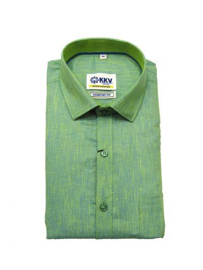 KKV Men Linen Readymade Shirt - EKM