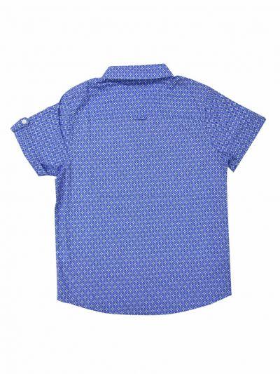 Boys Casual Cotton Shirt