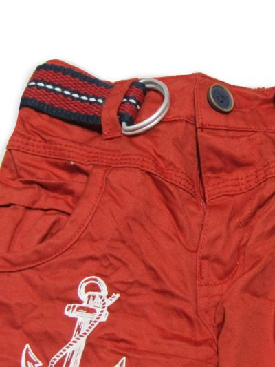 NFB4038794 - Boys Casual  Half Trouser