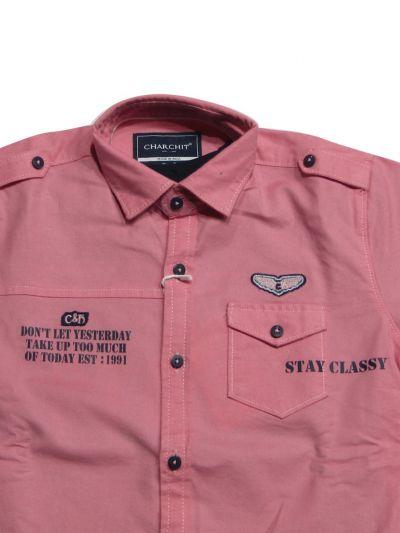 NGD2564183 - Boy Shirt With T-shirt