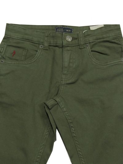 NCB0157411 - Boys Casual Denim Pant