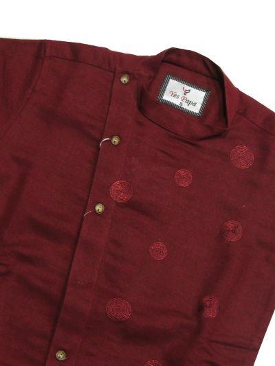MKB9166669 - Boys Fancy Shirt