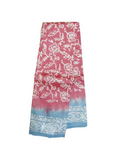 EKM-MIB3357433 - Sahithyam Dupion Tussar Silk Saree