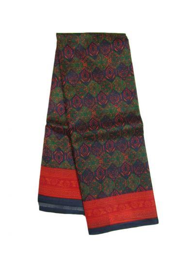 EKM-NHC4859100 - Dupion Tussar Silk Saree