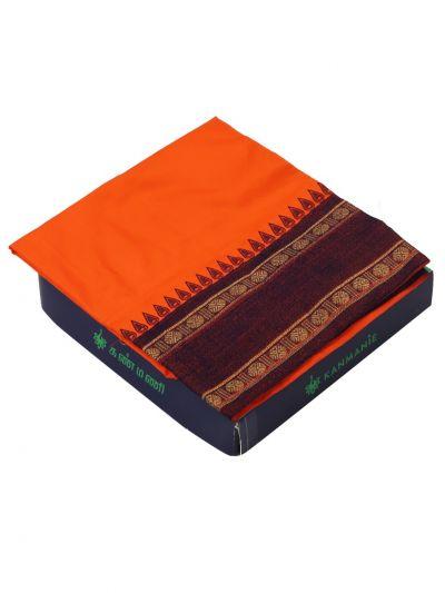 Kanmanie Pure Silk Pavadai Material