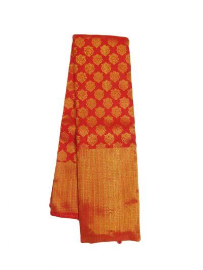 EKM-NHA4331920 - Vivaha Goddess Pure Kanchipuram Silk Saree