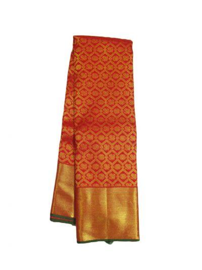 EKM-NIE8311138 -  Vivaha Goddess Pure Kanchipuram Silk Saree