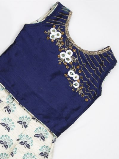 MGD0580002 - Girls Ready Made Fancy  Choli
