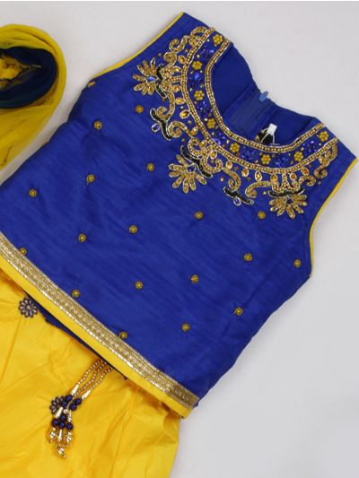 MKC9837633 - Girls Ready Made Fancy  Choli