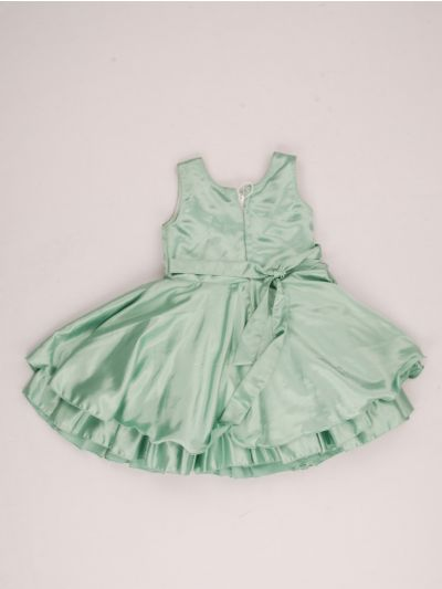 MED8524889 - Girls Fancy Synthetic Frock