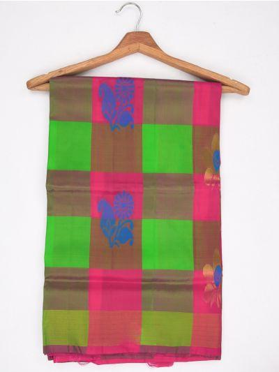 MHD2502338-Gift Art Silk Saree
