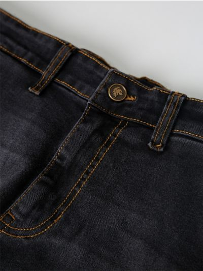 ZSF Men's Casual Denim Trouser - NFB3922750