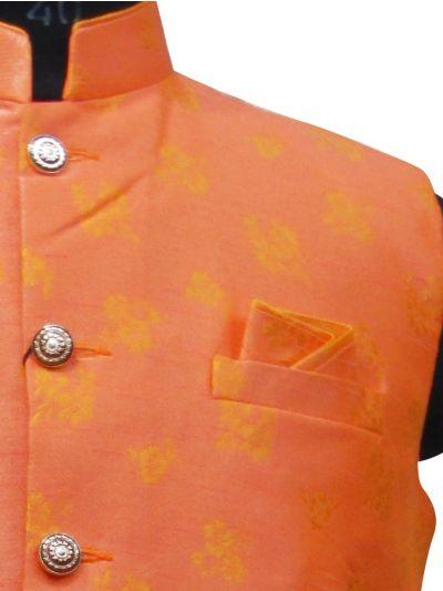 NFD5382535 - Exclusive Printed Men's Waist Coat