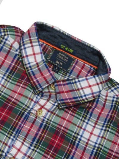 NCB0157571 - Boys Cotton Shirt