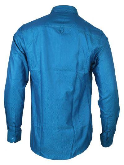 ZF Men's Party Wear Cotton Shirt - MGA8028491