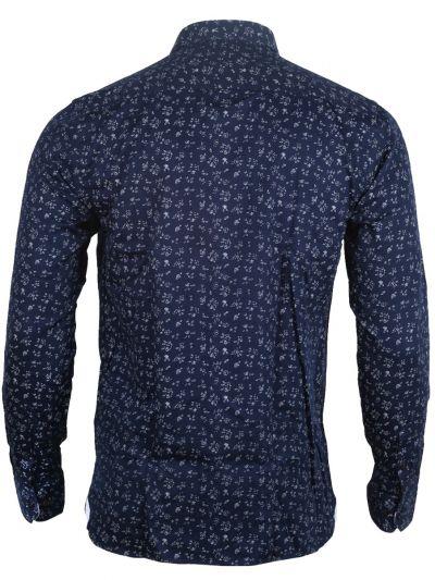ZF Men's Casual Cotton Shirt  - MFB3468159
