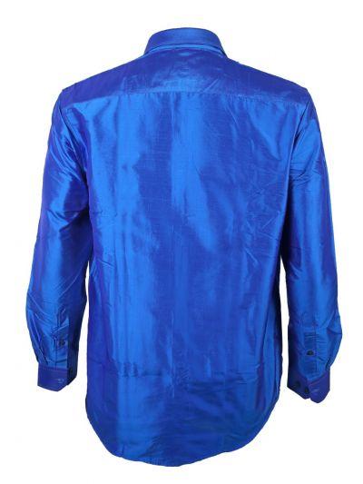 Zulus Festin Men's Pure Silk Shirt - ZSFS012-38