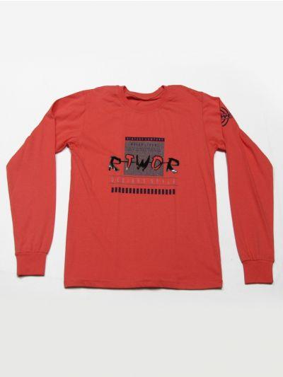 MLC1401929 - Boys Hooded T-Shirt