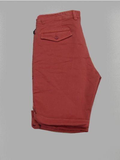 NDB0892522 - ZSF Men's Cotton Spandex Shorts