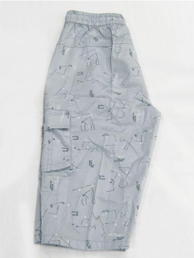 NED3239597 - Men Cotton Shorts