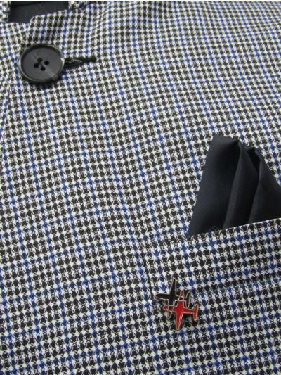 MKC9652321 - Exclusive Printed Men's Waist Coat