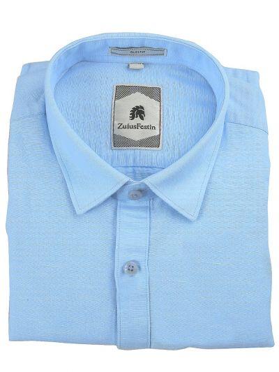 Zulus Festin Men's Formal Cotton Shirt