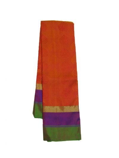 EKM-MLA0989122 - Soft Silk Saree
