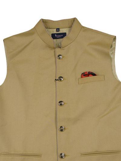 NHD5244900 - BRODMAN Men's Waist Coat