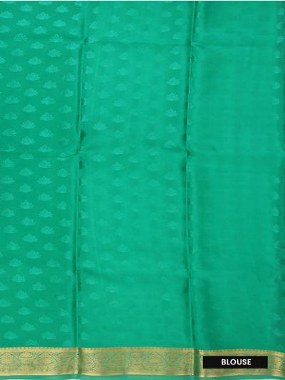 MJD8210147 - Mysore Silk Saree