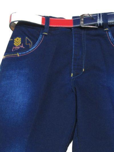 Boys Casual Denim Trouser - NJA8955605