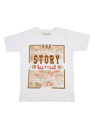 Boys Fancy Casual Shirt  - NGD2381424